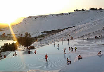Pamukkale - that is it